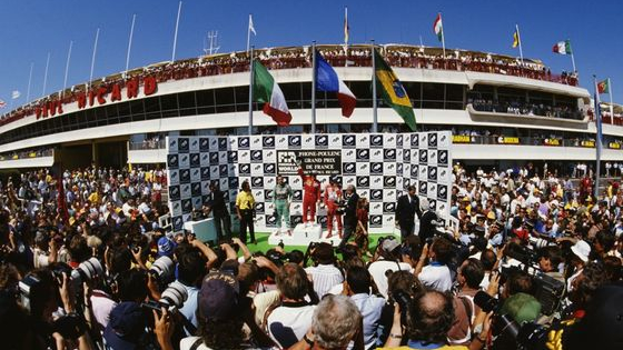 On its return to the F1 calendar, test your knowledge on the history of the French Grand Prix!