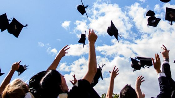 You're getting ready to walk after 4 long years of college. Are you ready for what comes next?