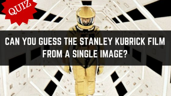 Can you eyeball a Kubrick film still from 50 paces? Prove your film knowledge, now!