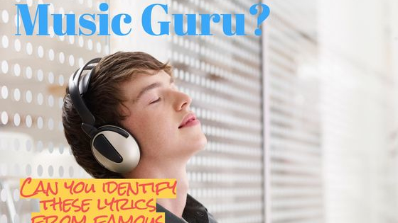 The final test to know your knowledge about music!