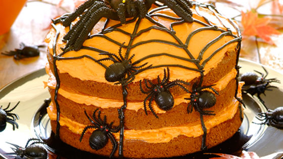 If you're needing a little scary inspiration to boost your Halloween party game this year, you've come to the right place. Find a perfectly haunting cake recipe here!