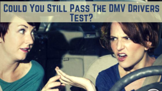 Depending on how long you've been driving, you might consider yourself a mighty fine driver. But, would you still be able to answer some of the questions on the DMV drivers test? Try to answer some of these basic driving questions to see how safe you really are behind the wheel!