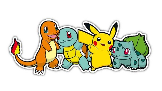 Find Out What Pokemon You Are!