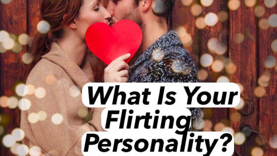 Everyone flirts differently, that's what makes the world so dang interesting! Let's see what style of flirting you have. Take this quiz to find out!