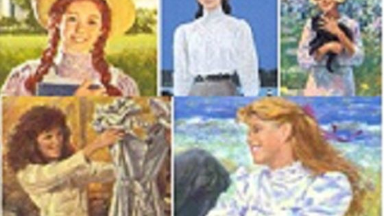 Are you an Anne, Emily, Marigold, Pat, or Jane?  It's time to find out!