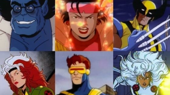 This 90s classic's vibrant colors, amazing action scenes, and more serious themes really packed a lot into it's episodes and characters - Which of these definitive X-Men are you?