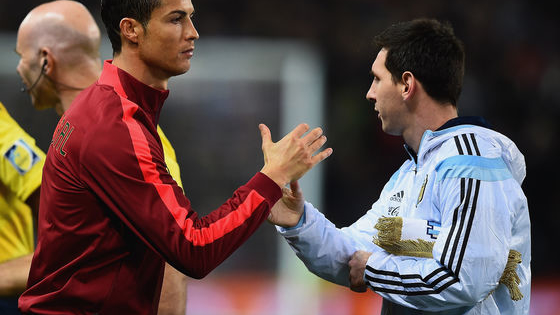 There is a ongoing heated debate in the football universe about whether Messi or Cristiano Ronaldo is the superior player.  Those on both sides cite statistics, physical attributes, and even personality characteristics to support their argument.  How well do you know the players engaged in this fierce, eternal battle? Take this quiz to find out!