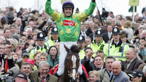 How much do you know about Ruby Walsh's achievements at The Festival?