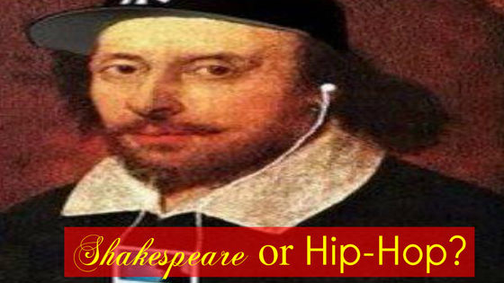 The bard, or Jay-Z? It's harder than you think, put your knowledge to the test!