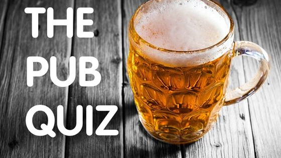 New year, new pub quiz!