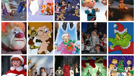 You know these seasonal classics by heart, but do you know them by color? Test your memory here!