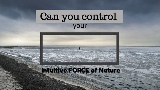 How much can you be in control of you intuition and what element is it representing at all times of day?