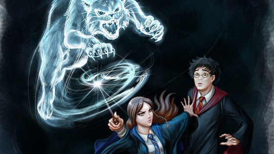have you ever wanted to know what your patronus  is?
