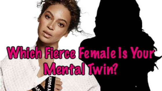 These awesomely fierce ladies are super tough - but which is most like you?
