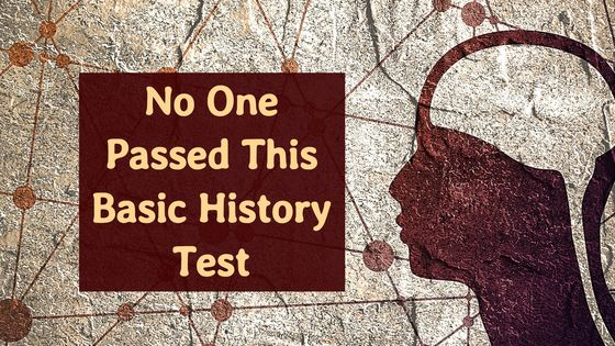 We gave this test to 100 American adults and no one passed. The highest score was 14/20. But you need to get at least 17/20 in order to pass this one. These are tough odds to beat, but give this test the old college try. If you pass, you truly are a genius (and if you don't, you're not... it's called logic;)