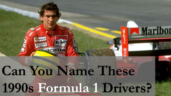 Try this Senna-sational quiz and see if Schumacher the podium!