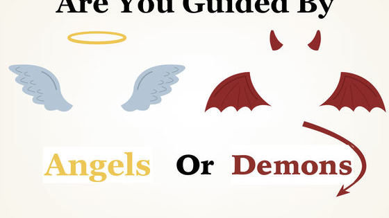 Have you ever wondered who's in the background, guiding you on your life's journey? Well look no further, because this quiz will tell you exactly who's influencing you. You might be hoping for a sweet, all-loving angel to have your back...here's to hoping...