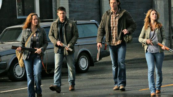 Are you Dean, Sam, Bobby, or Charlie? 8 possible answers!