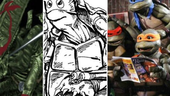 Prove you've got serious turtle power by mastering this super-hard Ninja Turtles trivia test!