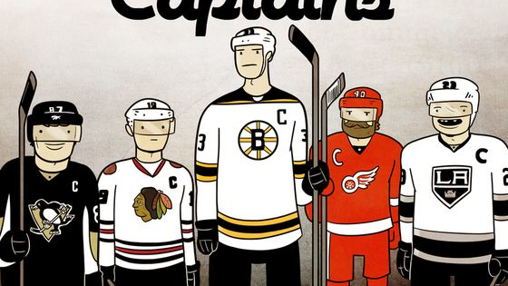 What Popular NHL Team Captain Does Your Personality Best Fit?