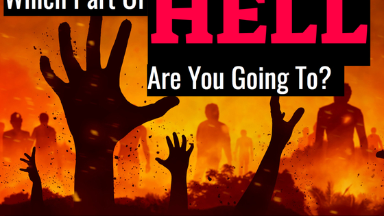 There are actually several layers of hell and one is being reserved just for you. Each layer of this unsavory part of the underworld is reserved for certain types of people. Take this quiz and we'll determine what part of hell you are destined to spend eternity in.