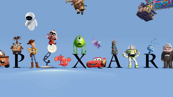 Find out what Disney Pixar movie you are!