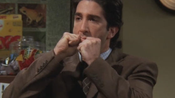 See how much of Ross' life you remember from the hit TV show