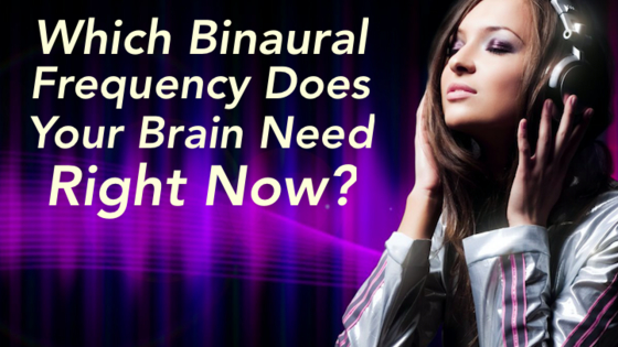 Not all brains are created equal! Find out which frequency will benefit your brain the most!