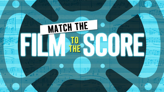 How well do you know movie music? Listen to the excerpts from the following famous film scores, and see if you can match the music to the correct movie.
