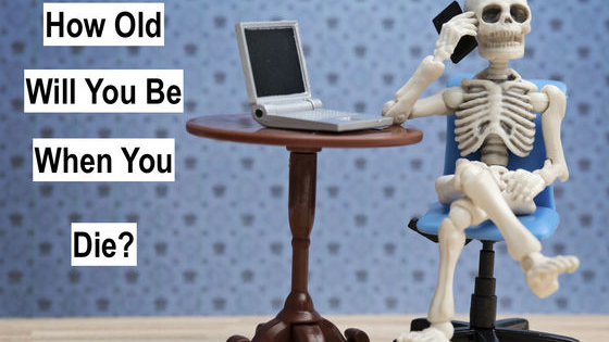 Haven't you ever wondered how old you'll be when you die? Who needs a psychic hen you've got this super accurate quiz? Will you die at age 33? Or 100? There's only one way to find out. Take this death quiz and face your fate.