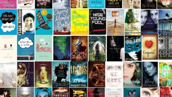 Stuck on what young adult book you should read next? Take this quiz to find out! and In Only Five Questions Too!