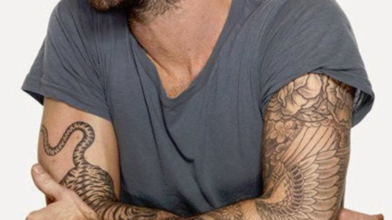 Guess which of your favorite celebs each of these tattoos belong to!