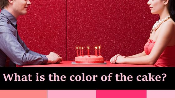 Your eye for colors may be the key to your love life.