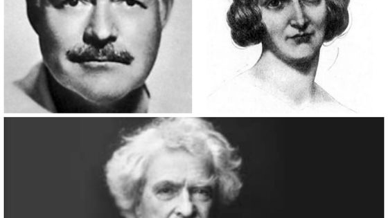 Mary Shelley, Stephen King, Ernest Hemingway, Mark Twain and more! Take this quiz to find out which classic writer you are most like!