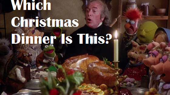 How well do you know your Christmas movie selection? Could you spot the Christmas dinner table to the film? Test your skills now!