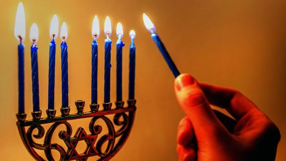 Come Light The Menorah!