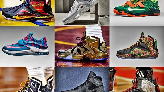 Take a look at the shoes of these current NBA superstars and see how much you know!
