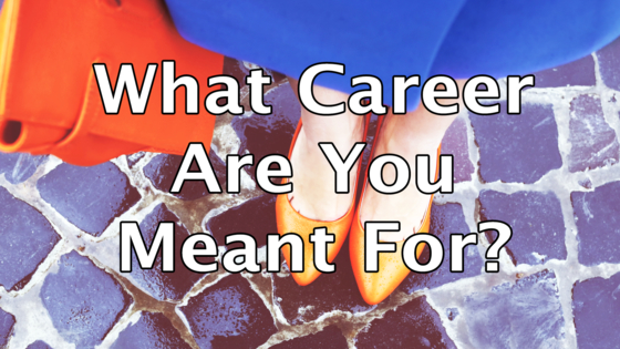 Ever wondered what career could be just right for you? Take this quiz and find out which one it is!