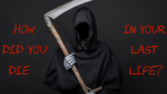 How you died can have a lot to do with your current fears and tendencies in your current life. Was it the plague? Or a beheading? Take this quiz to find out!