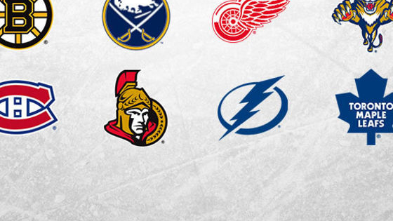 Let's just say you HAD to be on an atlantic division NHL team, this is where you'll find out which one that is.