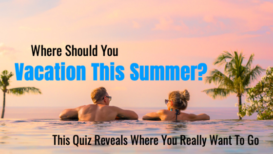 Winter is here and it is cold. Getting away for the winter is a great way to recharge your batteries and get some much-needed vitamin D during the cold months. Take this quiz and we'll determine where you should vacation this winter.