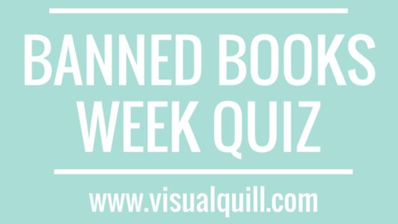 Test your knowledge and learn more about some classic banned books!