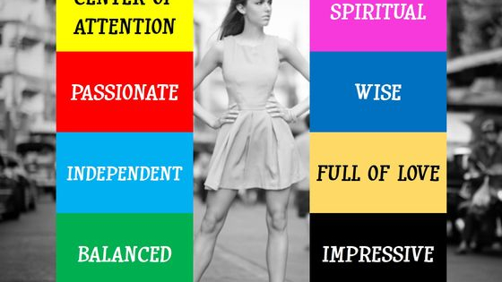 What color actually fits the way you look?