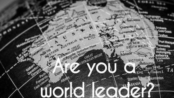 Could you be a world leader? Do you know where all these countries lie and what their borders are?!