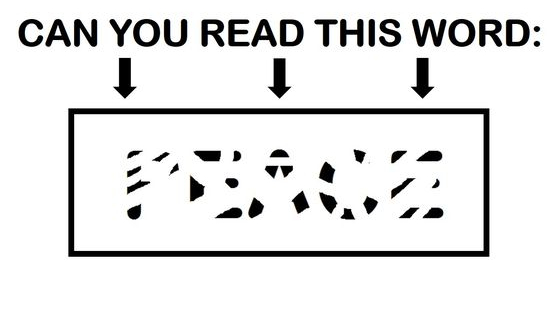 Only 10% Can Nail This Visual Closure Test! Find out now if your IQ is high enough to pass this test.