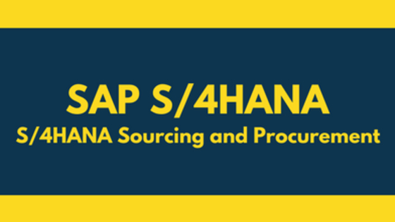 Start your Preparation for SAP C_TS450_1610 and become S/4HANA Sourcing and Procurement certified with erpprep.com. Here you get online practice tests prepared and approved by SAP certified experts based on their own certification exam experience. Here, you also get detailed and regularly updated syllabus for SAP C_TS450_1610.