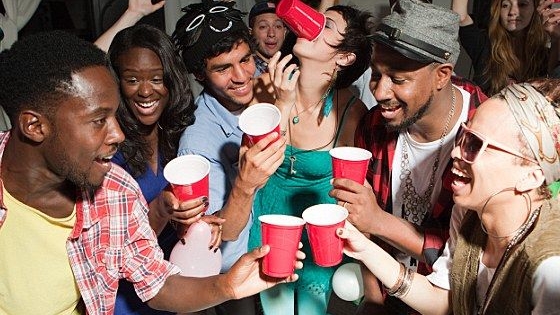 What Kind of drunk person are You? You'll find out by taking this quiz.