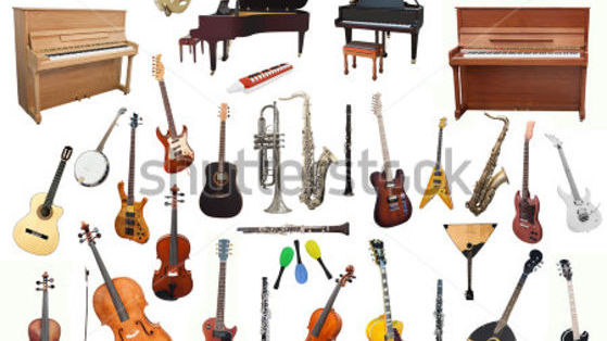 Click the answers to the following questions ,then at the end you will find out which lovely instrument is you.