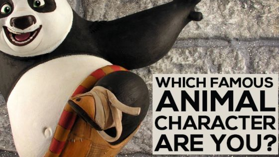 From the Lion king to Kung Fu Panda, we love our animal characters. They're often cute and funny and there's always a way we can relate to them! Whizz through our quiz and discover if you are more of a Simba or a Nemo!