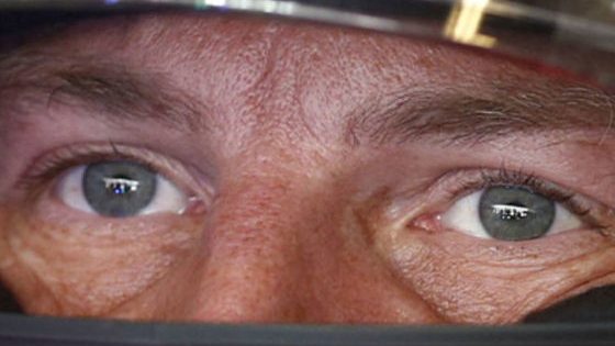 Can You Identify The F1 Stars From Their Eyes?